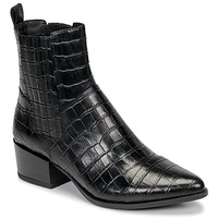 Topánky Ženy Čižmičky Vagabond Shoemakers MARJA Čierna