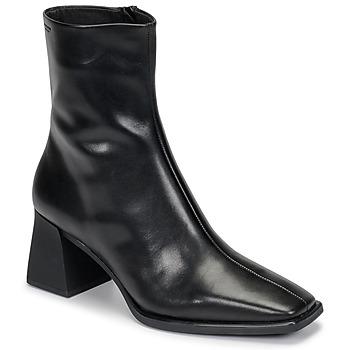 Topánky Ženy Čižmičky Vagabond Shoemakers HEDDA Čierna