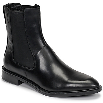 Topánky Ženy Polokozačky Vagabond FRANCES Čierna