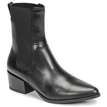 Topánky Ženy Čižmičky Vagabond MARJA Čierna