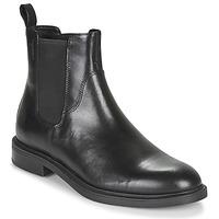 Topánky Ženy Polokozačky Vagabond AMINA Čierna