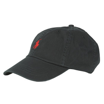 Textilné doplnky Muži Šiltovky Polo Ralph Lauren COTTON CHINO SPORT CAP Čierna
