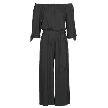 Oblečenie Ženy Módne overaly Lauren Ralph Lauren VANDRIN Čierna