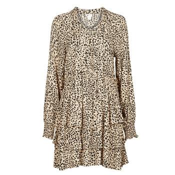 Oblečenie Ženy Krátke šaty Billabong SOULMATE Viacfarebná