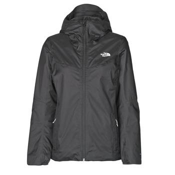 Oblečenie Ženy Saká a blejzre The North Face W QUEST INSULATED JACKET Čierna