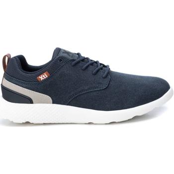 Topánky Muži Nízke tenisky Xti 49663 NAVY Azul marino