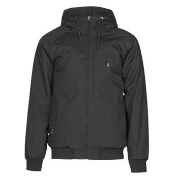 Oblečenie Muži Bundy  Volcom HERNAN 5K JACKET Čierna