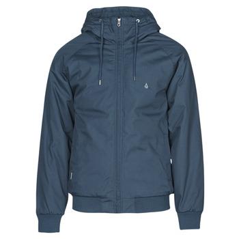 Oblečenie Muži Bundy  Volcom HERNAN 5K JACKET Modrá