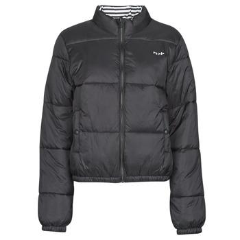 Oblečenie Ženy Vyteplené bundy Volcom PUFFS N STUF REV JKT Čierna