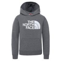 Oblečenie Deti Mikiny The North Face DREW PEAK HOODIE Šedá