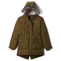 Oblečenie Dievčatá Parky Columbia NORDIC STRIDER JACKET Fialová