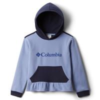 Oblečenie Dievčatá Mikiny Columbia COLUMBIA PARK HOODIE Modrá
