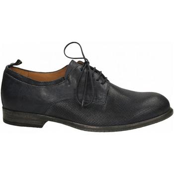 Topánky Muži Derbie Antica Cuoieria OYSTER STAMPATO abisso