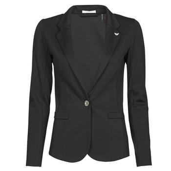 Oblečenie Ženy Saká a blejzre Les Petites Bombes ANNE Čierna