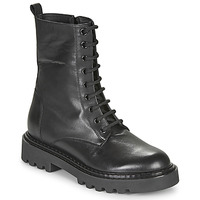 Topánky Ženy Polokozačky Tosca Blu SF2028S547-C99 Čierna