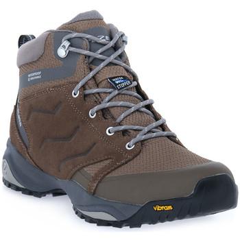 Topánky Muži Turistická obuv Trezeta CARRIE WP BROWN Marrone