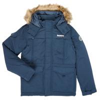 Oblečenie Chlapci Parky Redskins JKT Námornícka modrá
