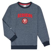 Oblečenie Chlapci Mikiny Redskins SW-H20-04-NAVY Námornícka modrá
