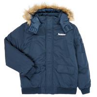 Oblečenie Chlapci Bundy  Redskins JKT-480400 Námornícka modrá