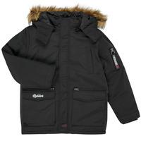 Oblečenie Chlapci Parky Redskins REF-48105 Čierna