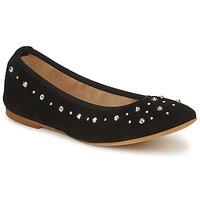 Topánky Ženy Balerínky a babies Meline LUSON čierna