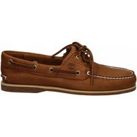 Topánky Muži Námornícke mokasíny Timberland CLASSIC BOAT 2 saddle