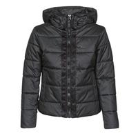 Oblečenie Ženy Vyteplené bundy G-Star Raw MEEFIC HDD PDD JACKET WMN Dk / Čierna