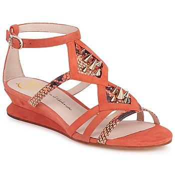 Topánky Ženy Sandále House of Harlow 1960 CELINEY Koralová
