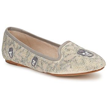 Topánky Ženy Mokasíny House of Harlow 1960 ZENITH Béžová / šedá