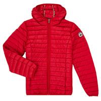 Oblečenie Chlapci Vyteplené bundy JOTT HUGO Červená