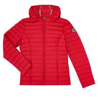 Oblečenie Dievčatá Vyteplené bundy JOTT CARLA Červená