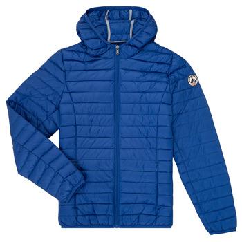 Oblečenie Chlapci Vyteplené bundy JOTT HUGO Modrá