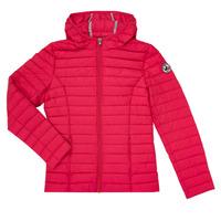 Oblečenie Dievčatá Vyteplené bundy JOTT CARLA Ružová