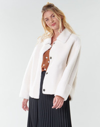 Oblečenie Ženy Bundy  Oakwood HELEN Krémová