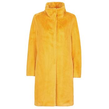 Oblečenie Ženy Kabáty S.Oliver 05-009-52 Žltá