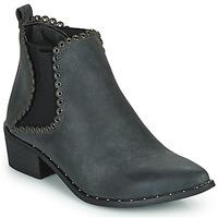 Topánky Ženy Čižmičky Spot on  Čierna