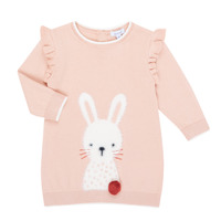 Oblečenie Dievčatá Krátke šaty Absorba 9R30092-312-B Ružová