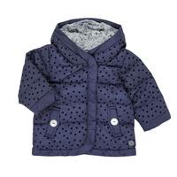 Oblečenie Dievčatá Vyteplené bundy Absorba 9R42022-04-B Námornícka modrá
