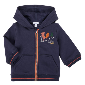 Oblečenie Chlapci Mikiny Absorba 9R17092-04-B Modrá