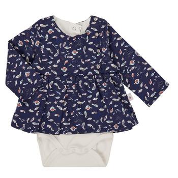 Oblečenie Dievčatá Blúzky Absorba 9R60002-04-C Námornícka modrá
