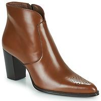 Topánky Ženy Čižmičky Muratti RAINCHEVAL Hnedá
