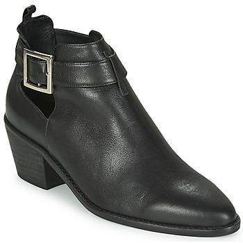 Topánky Ženy Čižmičky Castaner GIGI Čierna