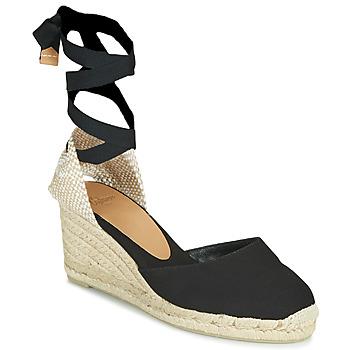 Topánky Ženy Sandále Castaner CARINA Čierna