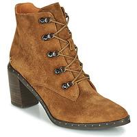 Topánky Ženy Čižmičky Mam'Zelle NECLA Ťavia hnedá