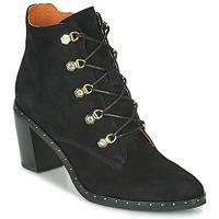 Topánky Ženy Čižmičky Mam'Zelle NECLA Čierna