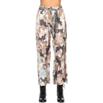 Oblečenie Ženy Padavé nohavice Relish SEDRE Camouflage