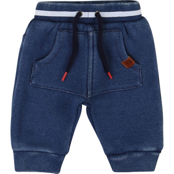 Oblečenie Chlapci Nohavice päťvreckové Timberland T94736 Modrá