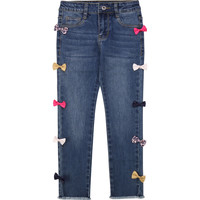Oblečenie Dievčatá Rifle Slim  Billieblush / Billybandit U14406 Modrá
