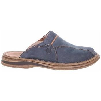 Topánky Muži Nazuvky Josef Seibel 10999751541 Grafit