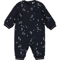 Oblečenie Chlapci Módne overaly Carrément Beau Y94187 Modrá